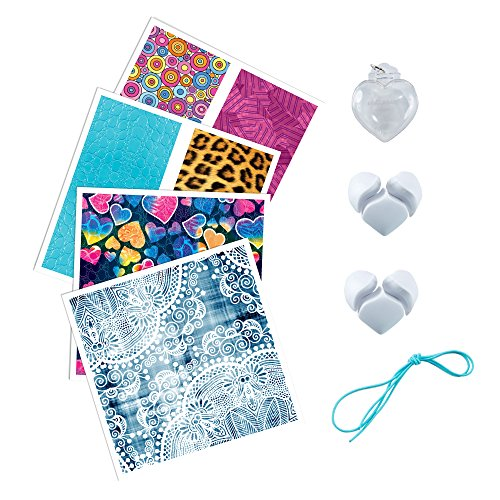 RoseArt Graphic Skinz Heart Lockets Set - 1