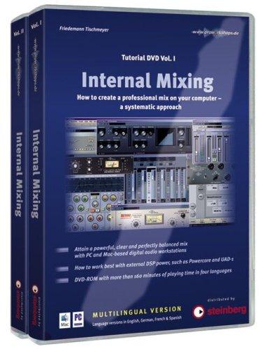 Internal Mixing Tutorial DVD Vol.1 & Vol.2 Bundle screenshot