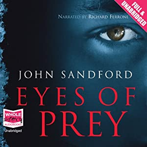 Eyes of Prey Audiobook