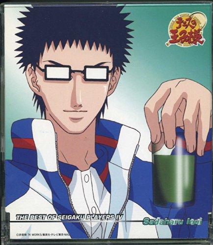 テニスの王子様 キャラクターマキシ4 - THE BEST OF SEIGAKU PLAYERS IV Sadaharu Inui