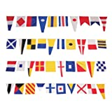 In The Breeze 40 Flag String Maritime Signal