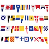 In the Breeze Maritime Signal Flags, String of 40