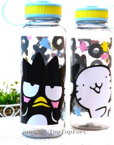 Authentic Sanrio Bad Badtz Maru Tritan Bpa Free Water Bottle 780Ml / 27-Ounce