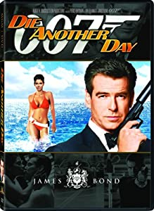 "This James Bond film, ""Die Another Day"", is the last with Pierce Brosnan playing Agent 007."