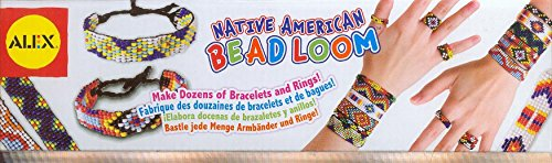 ALEX Toys Do-it-Yourself Wear Native American Bead Loom