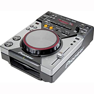 Pioneer CDJ-400 CD Media Player
