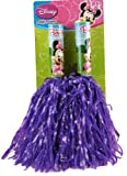 Minnie Mouse Lilac Dancing Cheerleaders Pom Poms [Toy]