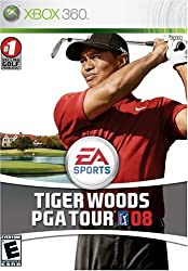 Tiger Woods PGA Tour 08 - Xbox 360