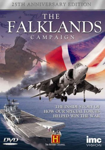 The Falklands Campaign - The Inside Story of How Our Special Forces Helped Win the War - History Channel [DVD]