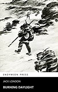 Burning Daylight by Jack London ebook deal