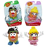 MR & MRS POTATO HEAD LITTLE TATERS THEMED POTATO