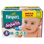 Pampers - 81373238 - Active Fit Couch...