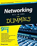Networking All-in-One For Dummies (0470625872) by Lowe, Doug