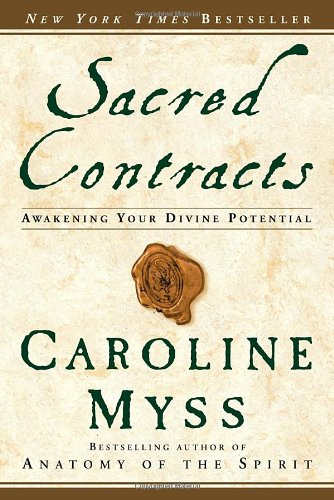 Sacred Contracts: Awakening Your Divine Potential front-410335