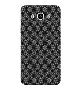 ifasho Designer Phone Back Case Cover Samsung Galaxy J7 (6) 2016 :: Samsung Galaxy J7 2016 Duos :: Samsung Galaxy J7 2016 J710F J710Fn J710M J710H ( Colorful Feather Pattern Design )