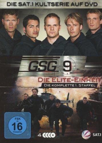 GSG 9 - Die Elite-Einheit: Die komplette 1. Staffel [4 DVDs]