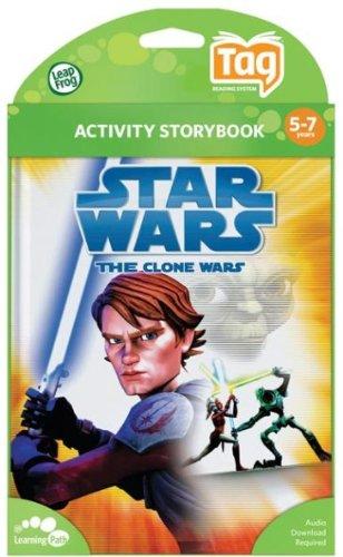 LeapFrog Tag Junior Software Star Wars New