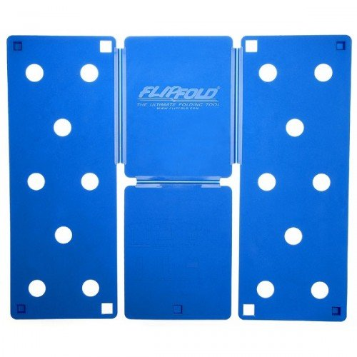 Blue FlipFold Shirt Folder