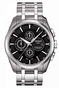 Tissot Couturier Self-Winding Chronograph T0356271105100