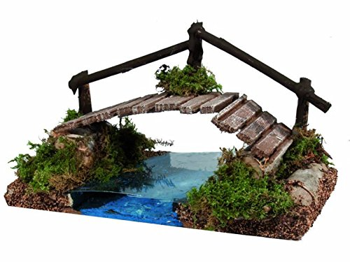 Ponte sul Fiume per Presepe