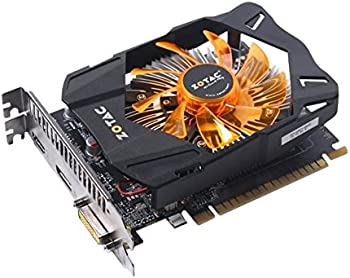 ZOTAC GeForce GTX 750Ti 2GB Video Graphics Card