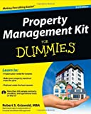 img - for By Griswold Property Management Kit For Dummies (3rd Edition) book / textbook / text book