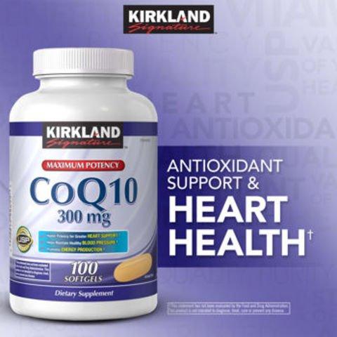 Kirkland-Signature-CoQ10-300-mg-100-Softgels-Single-Multi-Packs