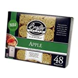 Bradley Apple Bisquettes 48 pack by 