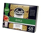 Lawn & Patio - Bradley Apple Bisquettes 48 pack