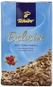 Tchibo Exclusive Original Coffee 250 g (Pack of 6)