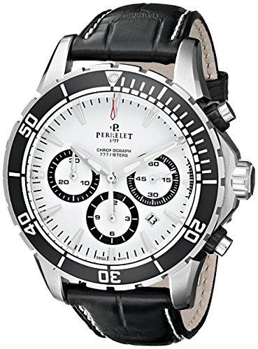 Perrelet Diver Seacraft Chronograph Men's Automatic Watch A1054-1