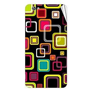Garmor Designer Mobile Skin Sticker For Gionee GN320 - Mobile Sticker