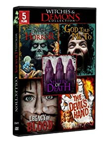 Witches and Demons Collection (5 Films)