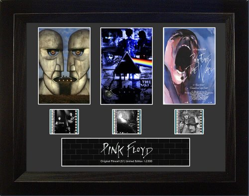 Buy Low Price Film Cells Pink Floyd Series 1 Standard Triple Film Cell Figure (B002EX0W54)
