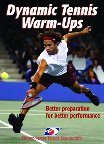 Dynamic Tennis Warm-Ups DVD - Better Preparation for Better Performance