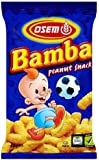 Osem Bamba Snacks, Peanut Flavored, 1-Ounce Packages (Pack of 48)