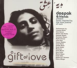 A Gift of Love Vol.1: Music Inspired By Love Poems of Rumi
