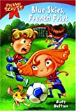 Pee Wee Scouts: Blue Skies, French Fries (A Stepping Stone Book(TM)) (0440400643) by Delton, Judy