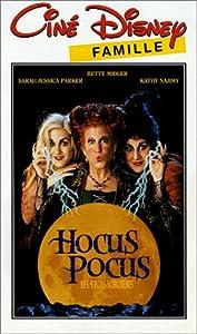 Hocus Pocus : Les Trois sorcières [VHS]
