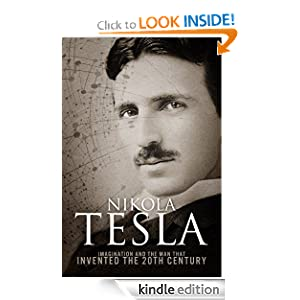 Logo for ikola Tesla: Imagination and the Man That Invented the 20th Century
