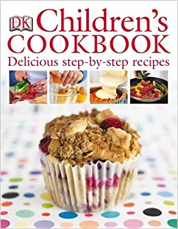 Books about cooking for children