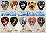 Angel Witch Premium Guitar Picks X 10 (A5)
