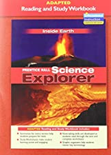 SCIENCE EXPLORER INTERNATIONAL INSIDE EARTH ADAPTED READNG AND STUDY by Scott