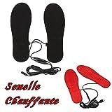 CAMTOA Chauffe-pieds