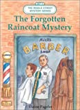 img - for The forgotten raincoat mystery (Riddle street mystery series) book / textbook / text book