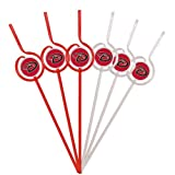 MLB Arizona Diamondbacks Six Pack Team Sip Sport Straws