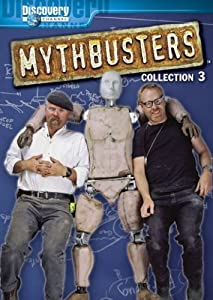 Mythbusters V3 Collection