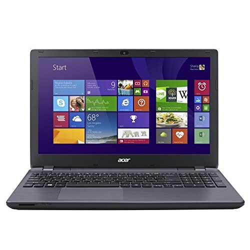 Acer Aspire E5-511 15.6-Inch Notebook (Iron) - (Intel Celeron N2840 2.16 GHz, 8 GB RAM, 1 TB HDD, Bluetooth, Integrated...