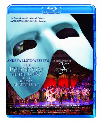 Movie - The Phantom Of The Opera At The Royal Albert Hall [Japan BD] GNXF-1685