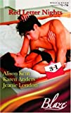 Red Letter Nights (Blaze Romance) (0263846164) by Kent, Alison